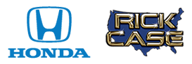 Rick Case Honda Davie Logo